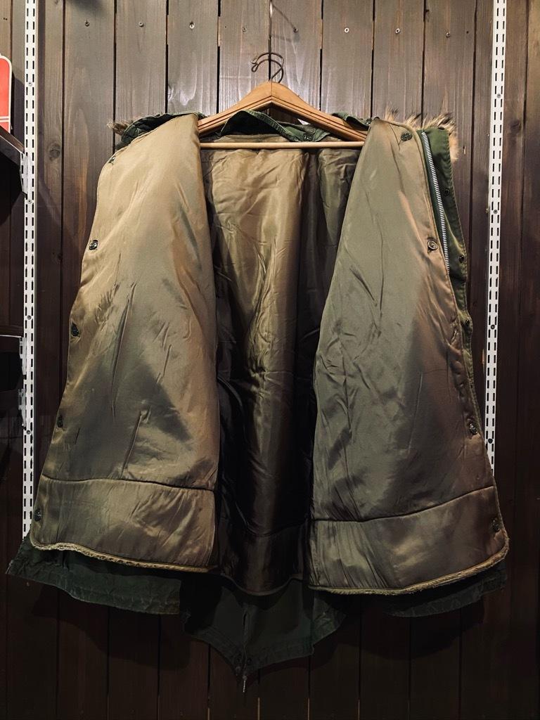 マグネッツ神戸店 11/11(水)Vintage入荷! #6 US.Army M-51 FishTail Parka!!!_c0078587_13422134.jpg