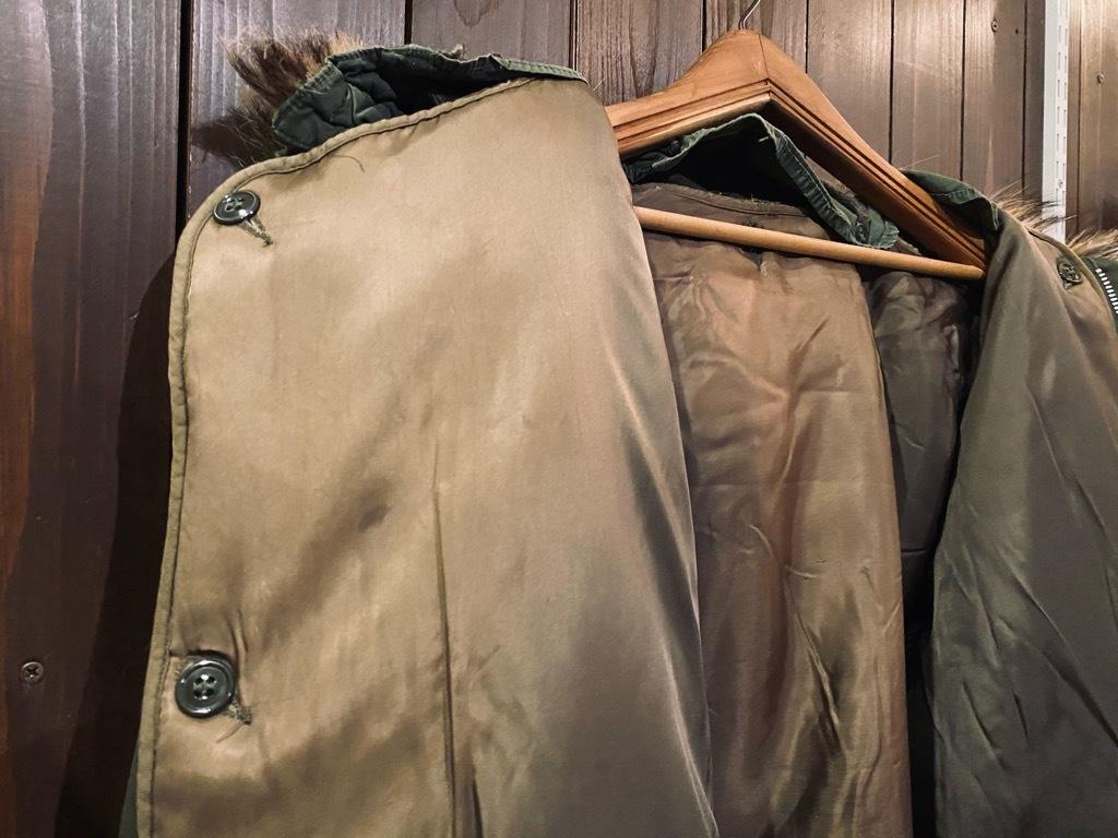 マグネッツ神戸店 11/11(水)Vintage入荷! #6 US.Army M-51 FishTail Parka!!!_c0078587_13530921.jpg