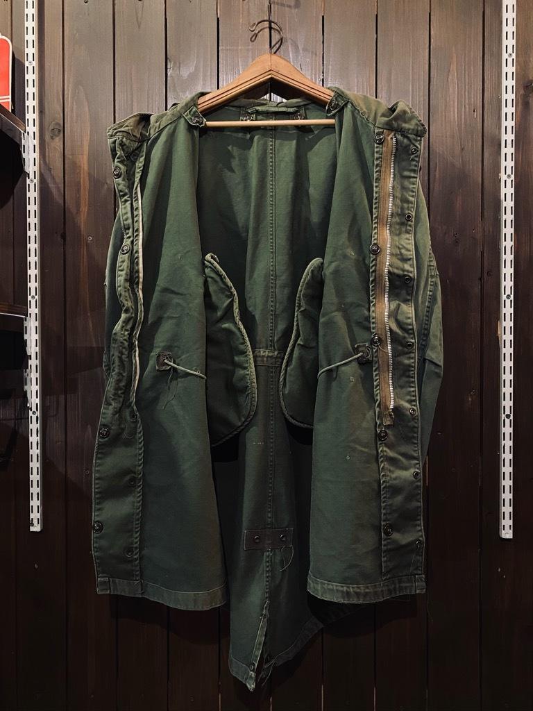 マグネッツ神戸店 11/11(水)Vintage入荷! #6 US.Army M-51 FishTail Parka!!!_c0078587_13555513.jpg