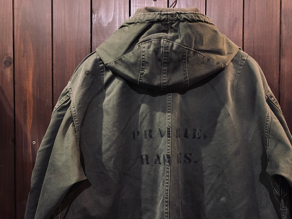 マグネッツ神戸店 11/11(水)Vintage入荷! #6 US.Army M-51 FishTail Parka!!!_c0078587_13584609.jpg