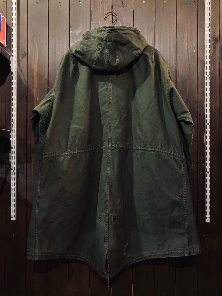 マグネッツ神戸店 11/11(水)Vintage入荷! #6 US.Army M-51 FishTail Parka!!!_c0078587_14011173.jpg