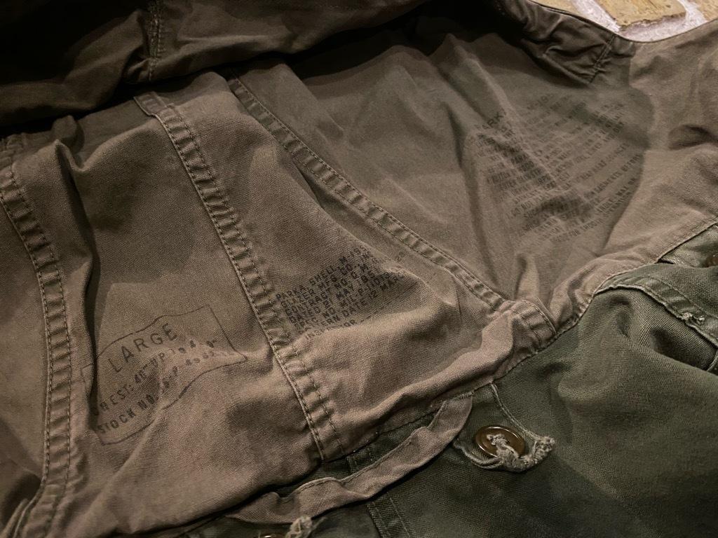 マグネッツ神戸店 11/11(水)Vintage入荷! #6 US.Army M-51 FishTail Parka!!!_c0078587_14023658.jpg