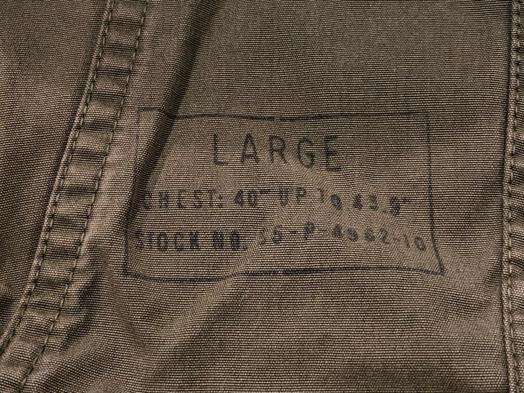 マグネッツ神戸店 11/11(水)Vintage入荷! #6 US.Army M-51 FishTail Parka!!!_c0078587_14023703.jpg