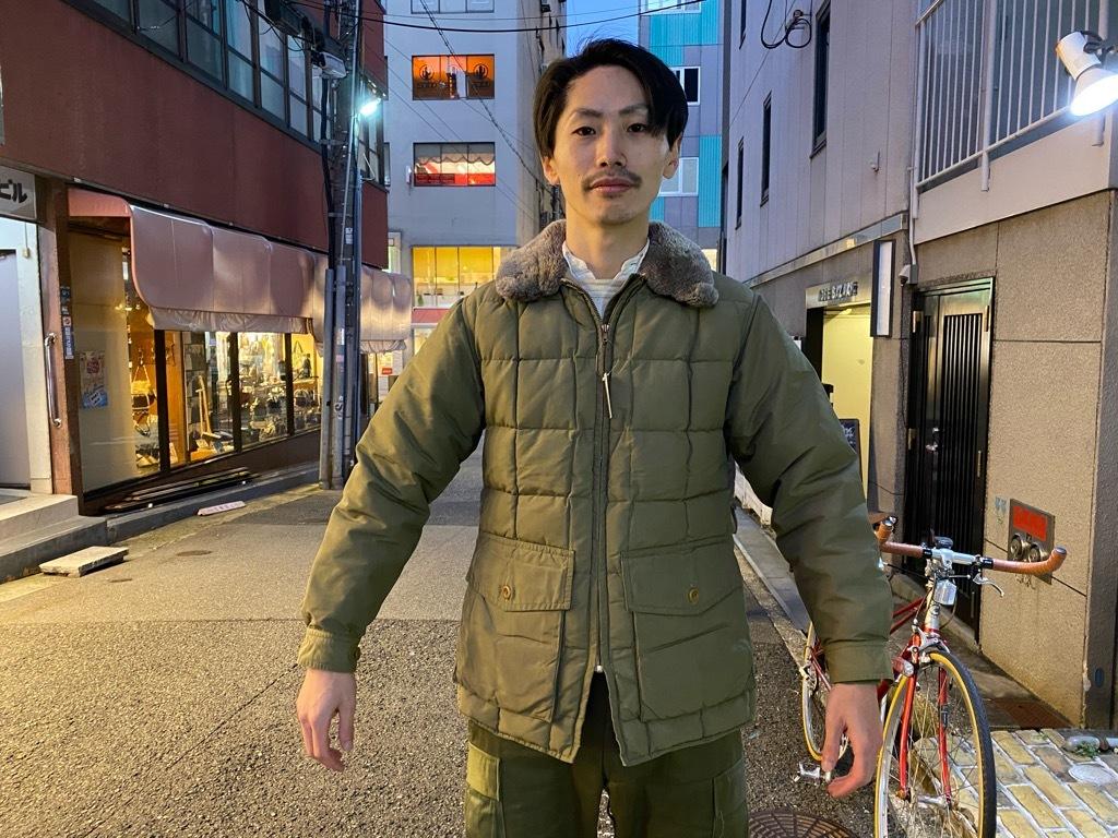 マグネッツ神戸店 11/11(水)Vintage入荷! #4 Hunting OutDoor Item!!!_c0078587_17374381.jpg