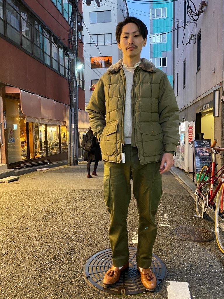 マグネッツ神戸店 11/11(水)Vintage入荷! #4 Hunting OutDoor Item!!!_c0078587_17374393.jpg