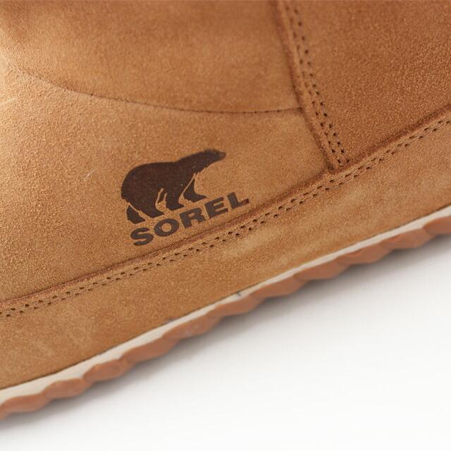 SOREL [ソレル正規代理店] Out N About Bootie[NL3073] アウトアンドアバウトブーティー / ショートブーツ・LADY\'S_f0051306_16380972.jpg