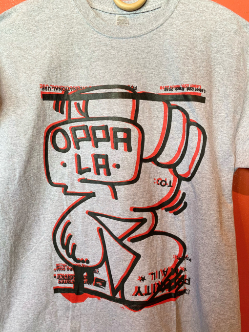 OPPA-LA AID Wネームシリーズ!!vol8は!REMIO × OPPA-LA!!_d0106911_15461739.jpg