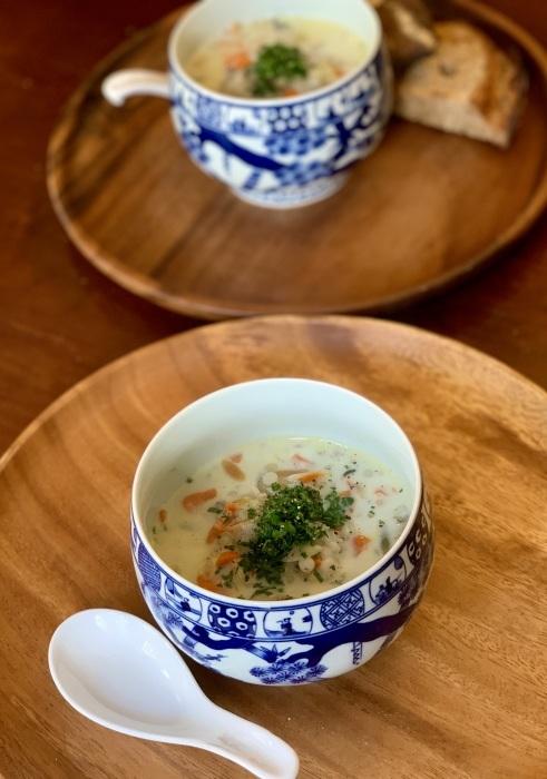 温かい朝食が嬉しくなってきた季節_e0178312_03005462.jpeg