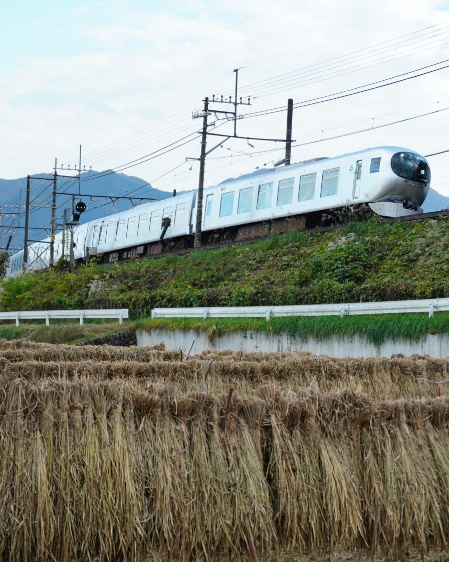 西武秩父線横瀬駅と車両基地まつりの展示車両_a0385725_10204273.jpg