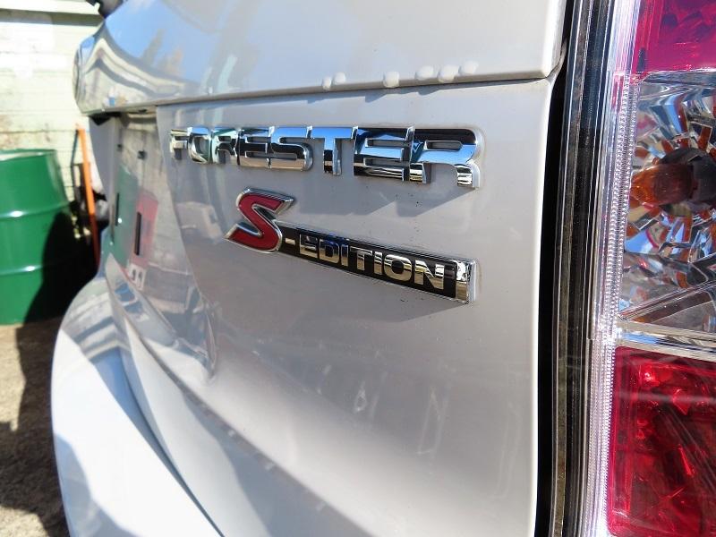 フォレスターの特別仕様車を占う_f0076731_20213006.jpg