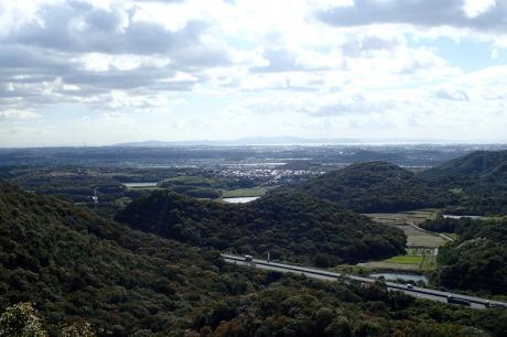 スリル満点 小野アルプス 『紅山』岩登り_c0218841_14404809.jpg