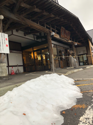 「なあんだ。」とは言つたものの、眼前に展開してゐる 秋(春)の津軽平野の風景には、うつとりしてしまつた。_d0057843_14172765.jpeg