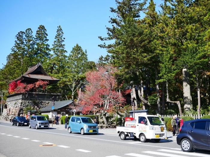 紅葉の高野山へ 2 金剛峰寺へ 2020-11-12 00:000_b0093754_23083330.jpg