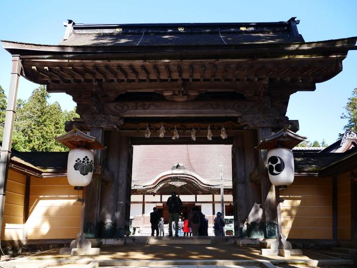 紅葉の高野山へ 2 金剛峰寺へ 2020-11-12 00:000_b0093754_23100720.jpg