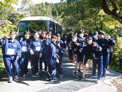 熊本県立菊池高等学校の生徒さんたちが研修にやってきました!(2020/後編)_a0254656_17344503.jpg