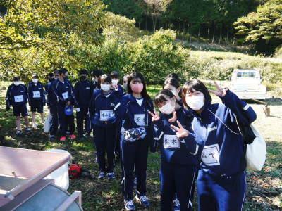 熊本県立菊池高等学校の生徒さんたちが研修にやってきました!(2020/後編)_a0254656_17350578.jpg