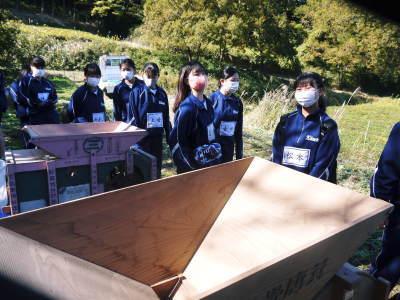 熊本県立菊池高等学校の生徒さんたちが研修にやってきました!(2020/後編)_a0254656_17361912.jpg