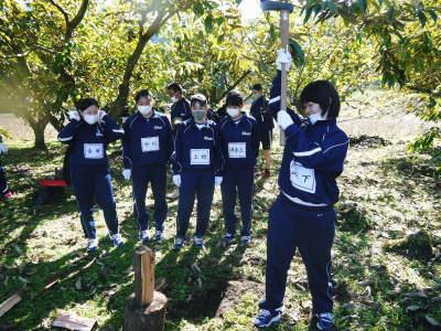 熊本県立菊池高等学校の生徒さんたちが研修にやってきました!(2020/後編)_a0254656_18274672.jpg