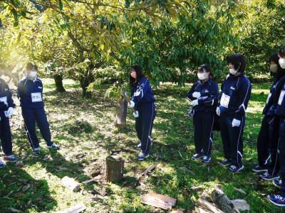 熊本県立菊池高等学校の生徒さんたちが研修にやってきました!(2020/後編)_a0254656_18374543.jpg