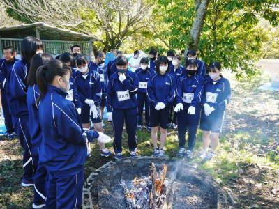 熊本県立菊池高等学校の生徒さんたちが研修にやってきました!(2020/後編)_a0254656_19140904.jpg