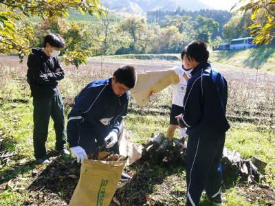 熊本県立菊池高等学校の生徒さんたちが研修にやってきました!(2020/後編)_a0254656_19420442.jpg
