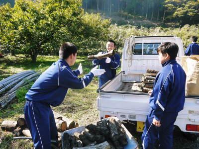 熊本県立菊池高等学校の生徒さんたちが研修にやってきました!(2020/後編)_a0254656_19472202.jpg