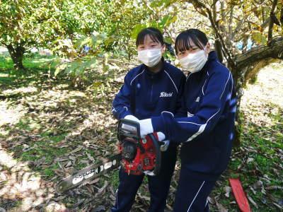 熊本県立菊池高等学校の生徒さんたちが研修にやってきました!(2020/後編)_a0254656_19531204.jpg