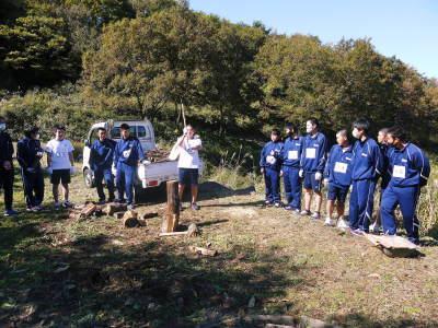 熊本県立菊池高等学校の生徒さんたちが研修にやってきました!(2020/後編)_a0254656_19562349.jpg