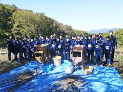熊本県立菊池高等学校の生徒さんたちが研修にやってきました!(2020/後編)_a0254656_20093109.jpg
