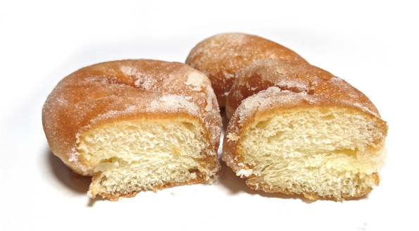 【パン屋さん】ボンドール「ツイストドーナツ」【甘い〜】_d0272182_17242043.jpg
