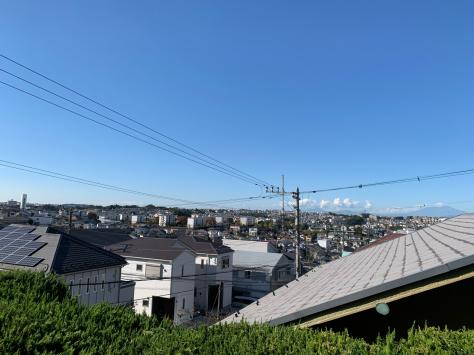 富士山が綺麗に見えます。_a0112393_10355235.jpg