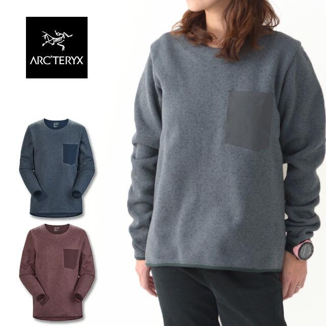 ARC\'TERYX [アークテリクス正規代理店] Covert Sweater Women\'s [24101] コバート セーター ウィメンズ・ニット・ LADY\'S_f0051306_16403206.jpg