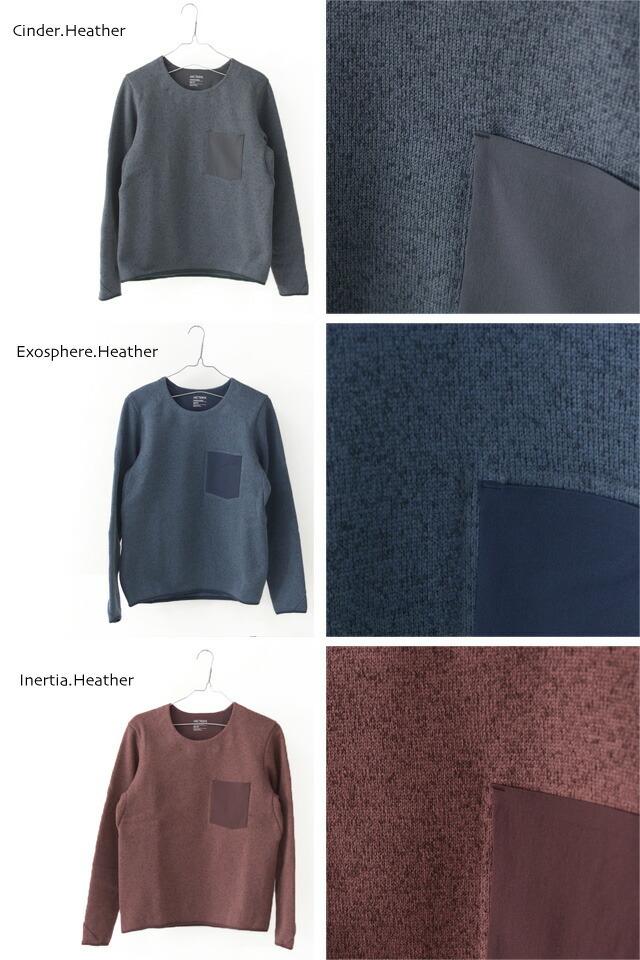 ARC\'TERYX [アークテリクス正規代理店] Covert Sweater Women\'s [24101] コバート セーター ウィメンズ・ニット・ LADY\'S_f0051306_16403348.jpg