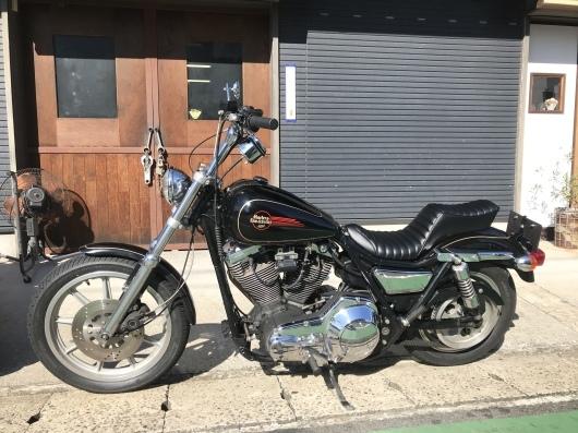 For sale motorcycle. 1991FXLR._d0149307_14073551.jpeg
