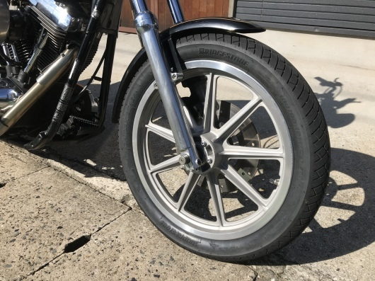 For sale motorcycle. 1991FXLR._d0149307_14192681.jpeg