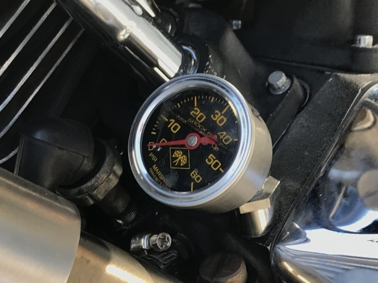For sale motorcycle. 1991FXLR._d0149307_14251967.jpeg