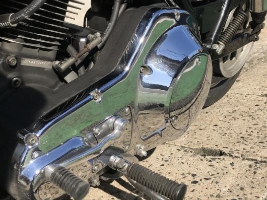 For sale motorcycle. 1991FXLR._d0149307_14260059.jpeg