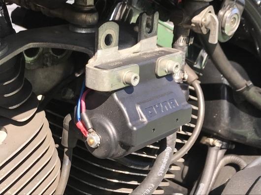 For sale motorcycle. 1991FXLR._d0149307_14271988.jpeg