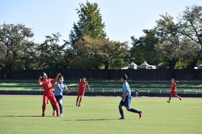 U-14・15 日朝親善サッカー大会_a0109314_17133839.jpeg