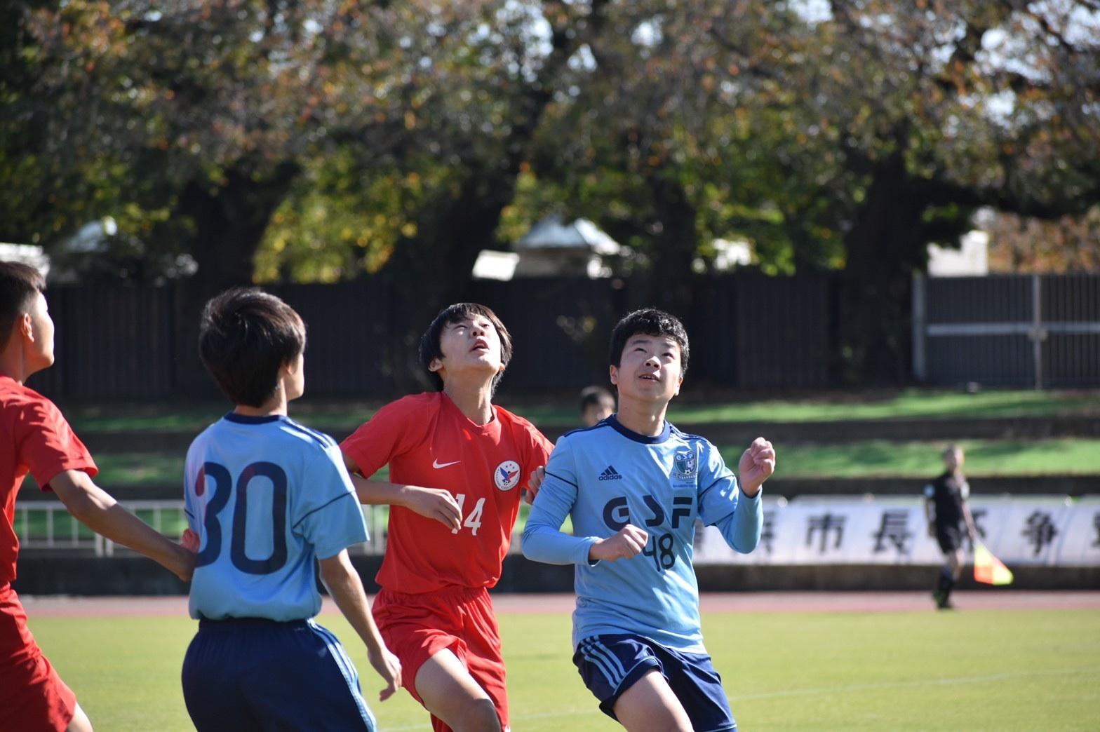 U-14・15 日朝親善サッカー大会_a0109314_17134839.jpeg