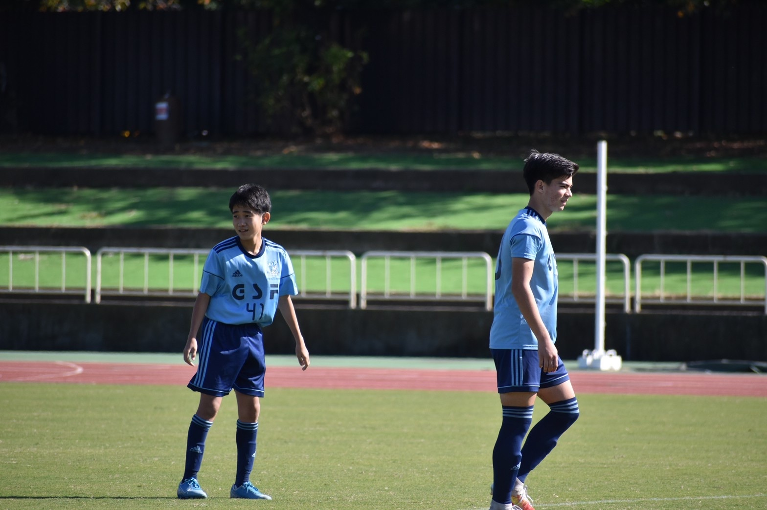 U-14・15 日朝親善サッカー大会_a0109314_17151323.jpeg