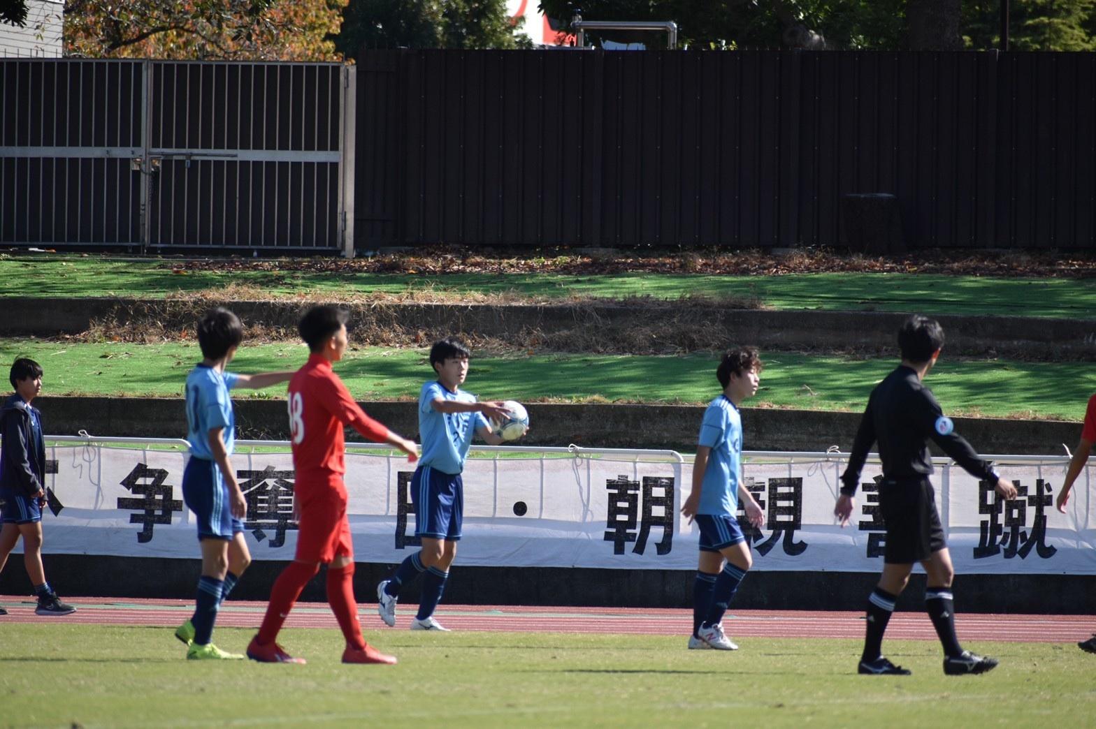 U-14・15 日朝親善サッカー大会_a0109314_17154040.jpeg