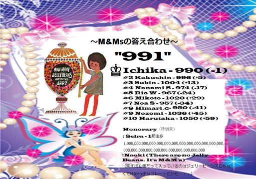 M&M\'s 当選発表☆彡🍫_c0345439_16331641.png