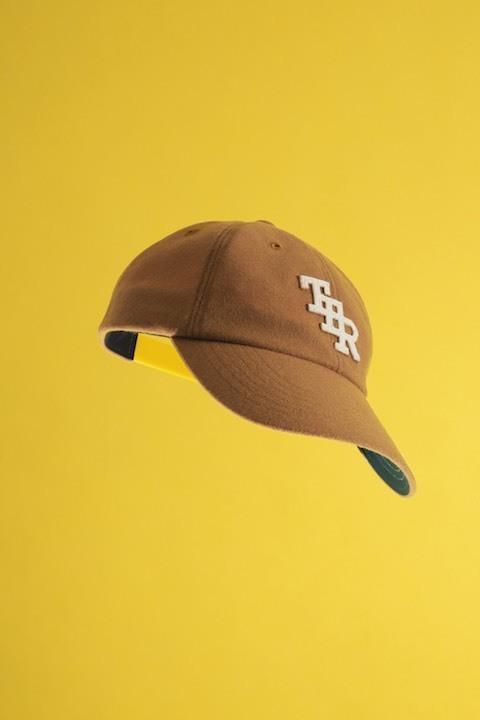 "\""Re: TheThreeRobbers BB CAP WOOL 2020FW ANTIQUE YELLOW\""ってこんなこと。_c0140560_09580022.jpg"