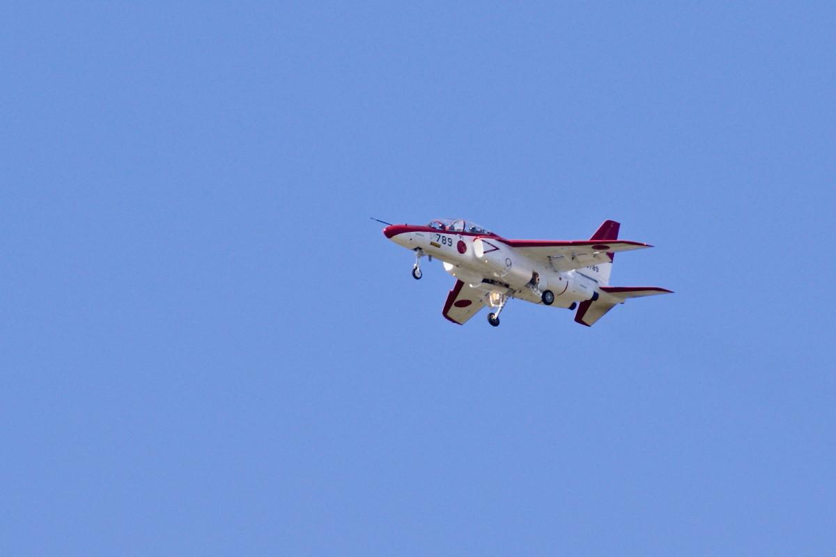 飛行訓練中の自衛隊機_e0071967_14542798.jpg