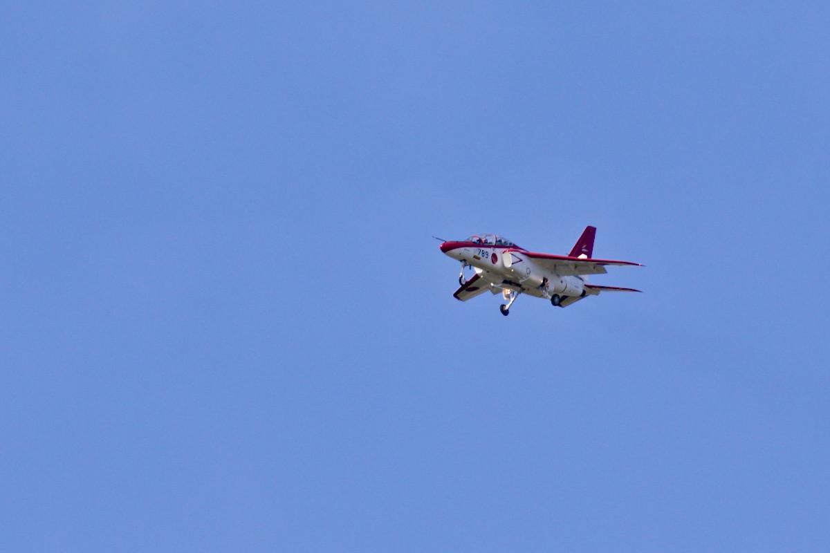 飛行訓練中の自衛隊機_e0071967_14542953.jpg