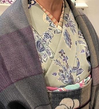 染織こうげい・神戸店さんでの作品展での嬉し過ぎる再会・其の2。_f0177373_17565938.jpg