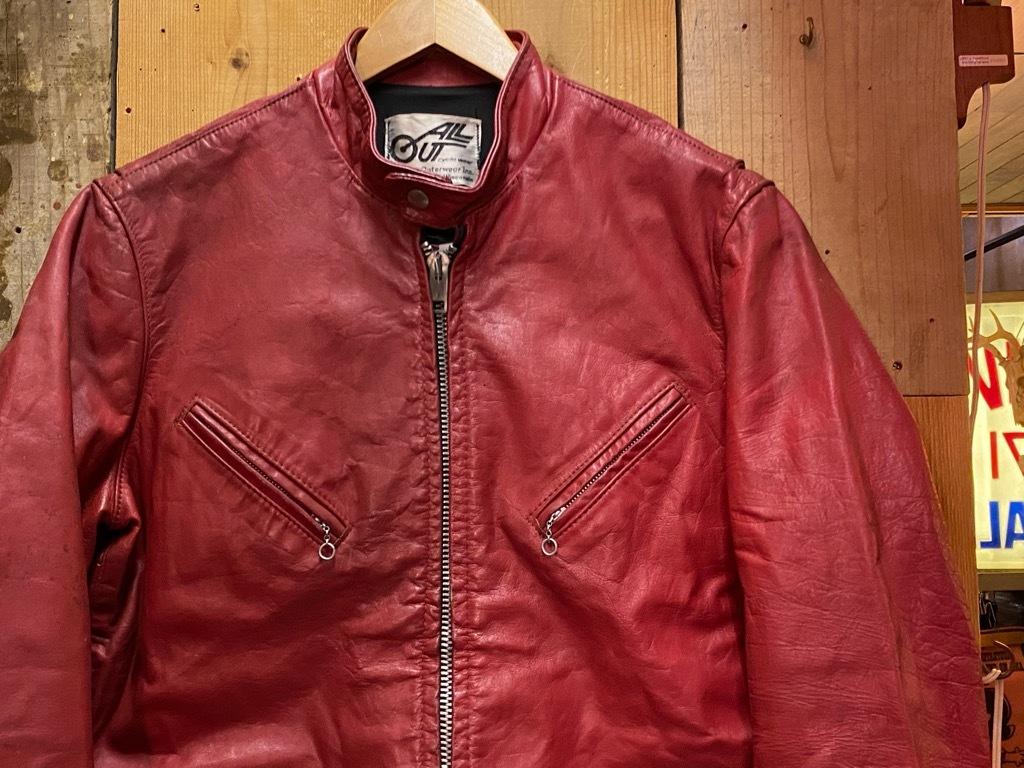 11月14日(土)マグネッツ大阪店スーペリア入荷日!!#2 Leather編!! SingleRiders,Vanson,BANANA REPUBRIC,RobertLewis!!_c0078587_16114469.jpg