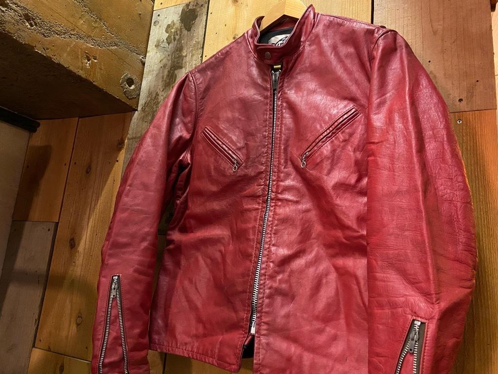 11月14日(土)マグネッツ大阪店スーペリア入荷日!!#2 Leather編!! SingleRiders,Vanson,BANANA REPUBRIC,RobertLewis!!_c0078587_16114509.jpg