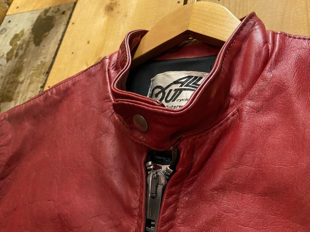 11月14日(土)マグネッツ大阪店スーペリア入荷日!!#2 Leather編!! SingleRiders,Vanson,BANANA REPUBRIC,RobertLewis!!_c0078587_16114635.jpg
